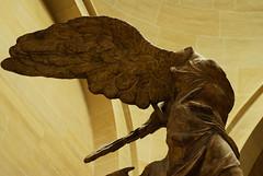 Nike (keepwaddling1) Tags: sculpture paris france art statue museum greek louvre victory nike samothrace