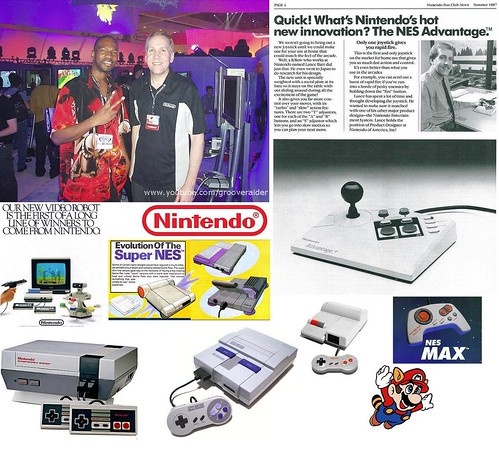 Nintendo's Industrial  Product Designer - Lance Barr - 20+ years later @ E3 2003