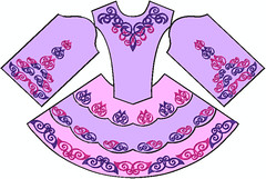 SG 8 dress c