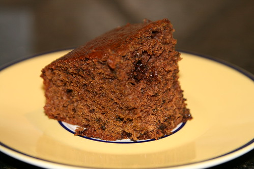 Hippie Chocolate Cake