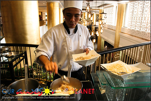 Dusit Thani's Sunday Brunch Buffet-34