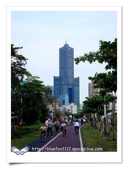 090419-1  臨海自行車道單車之旅12_85大樓