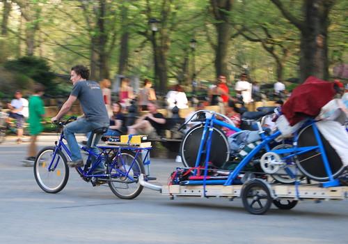 Towing the Biker Bar