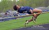 FRHSD District Track Meet (TrackRunner09) Tags: white boys grass high jump track district afro footballfield meet underarmor colonials blueandgold freeholdboro trackrunner09 wwwtrackrunnersphotographyweeblycom frhsd