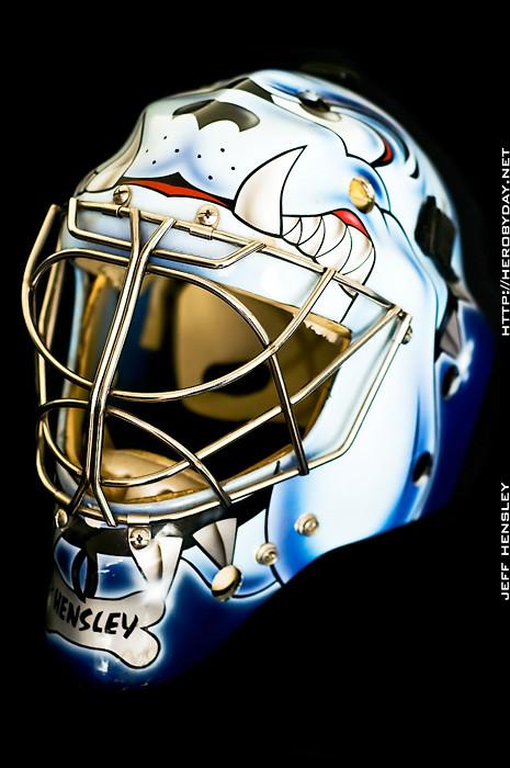 Day 195/365 - Custom Goal Mask