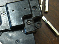 FNR - Servo Mystery Solved! (RobotGrrl) Tags: gear melted kondo manoi