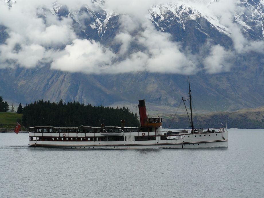 Nouvelle Zelande 2008 : queenstown