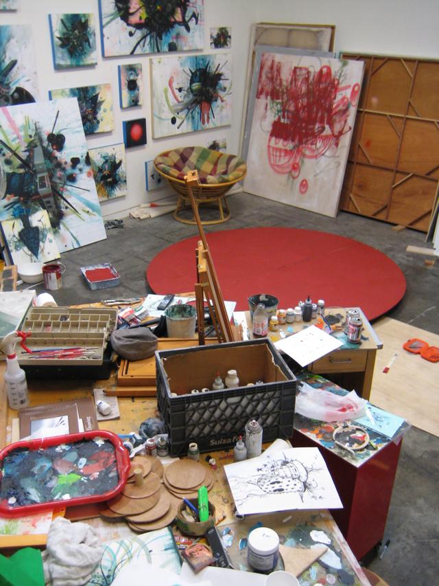 Jeff soto studio