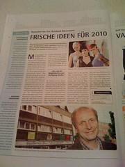 Reinhard Wiesemann (Unperfekthaus) in Essen.Erleben.