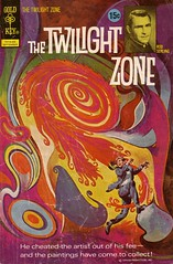 The Twilight Zone Nr. 045 (micky the pixel) Tags: sf colour mystery comics comic scifi sciencefiction farben thetwilightzone rodserling goldkey