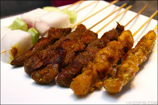 chicken-beef-satay