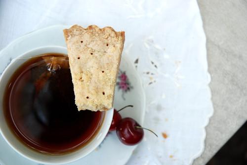 Classic Shortbread, Earl Grey, Cherry 1
