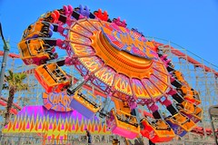 FERRIS WHEEL (Only1Shot) Tags: park beach sandiego belmont