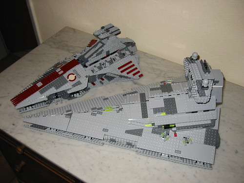 lego republic star destroyer - photo #29