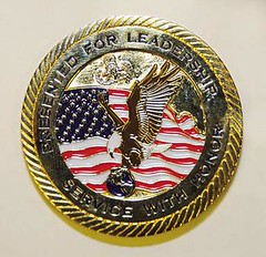 ChallengeCoin Seal Team rev