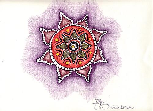 Aboriginal Mandala