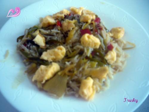 Wok de fideos con soja y verduras 3615793355_580796ea08
