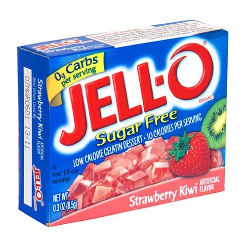 Sugar Free Jello! by ilapbandit.