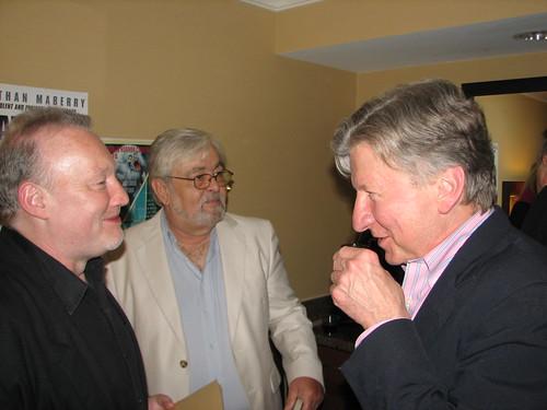 Steve Jones, Dennis Etchison, & F. Paul Wilson