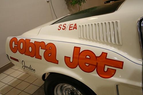 Cobra Jet Mustang Don Nicholson