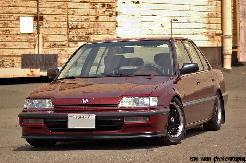 88 Civic: Clean '90 Civic Sedan
