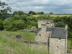 Craignethan Castle (Ben.Allison36) Tags: uk castle scotland ruin historic fortification fortress maryqueenofscots lanarkshire craignethan clydevalley crossford southlanarkshire scottishcastle craignethancastle finepixs8100fd