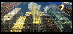 vanity mirror (frank maiello) Tags: new york city ny reflection building art window glass wall skyscraper lexington curtain grand hyatt chrysler deco maiello frankmaiello