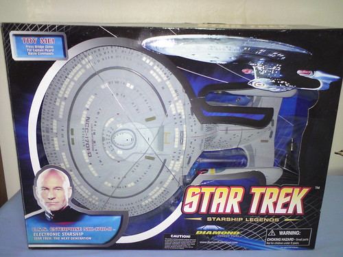 star trek wallpaper, star trek enterprise, USS Enterprise NCC-1701-D Model Kit