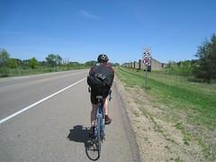 Biking Through UMore Park, Rosemount, MN, a/k/a Gopher Ordnance Works (Boumtown) Tags: bicycle centuryride umorepark gopherordanceworks rosemountmn bikeride20090524 flickr20090616