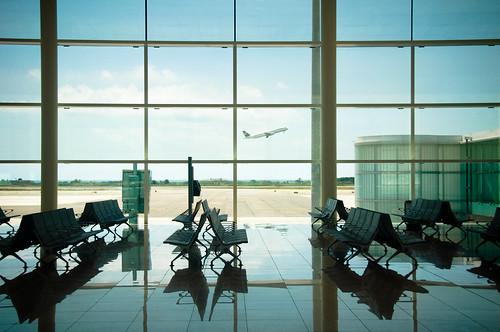 Barcelona Aeropuerto Terminal 1 by kozumel.