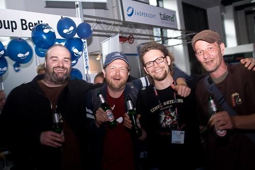 Die Linux Outlaws, Brian und die Netzturbine