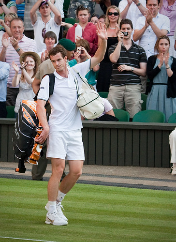 Wimbledon 2009: Andy Murray
