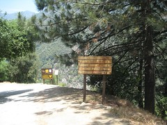 Trail Head.jpg (Sierra Madre, California, United States) Photo