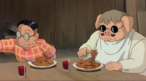 porco spaghetti