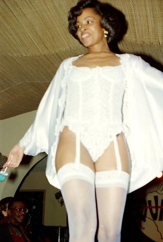 Equator Club Philadelphia First Fashion Show July 1994 016 negligee or négligée