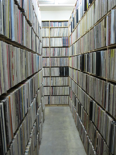 The Record Collector, LA
