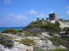 Tempel des Windes (z_m_b) Tags: mexico temple maya wind tulum roo mexiko quintana