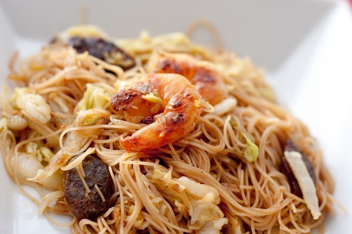 shacha fried beehoon