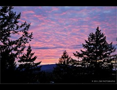 Last sunrise (JSB PHOTOGRAPHS) Tags: face nikon butte watertower d2x homer kelly springfield simpson sinrise