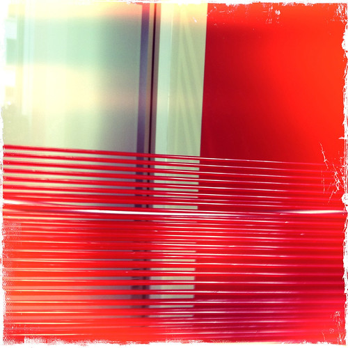 The red stripes. Day 177/365.