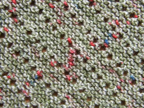 Lacy Garter Stitch