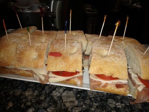Prociuotto Sandwich