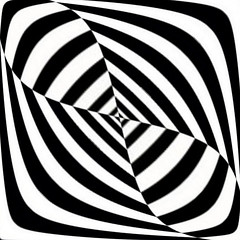 Op art (Marco Braun) Tags: white black lines stripes optical illusion orbital ilusion blanche weiss schwarz lignes streifen optic noire opart linien optische täuschung hantel