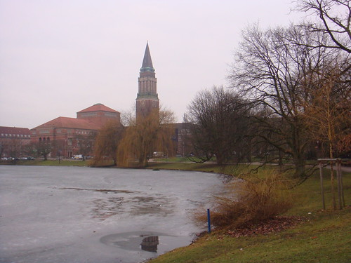 The Old Rathaus at Kiel