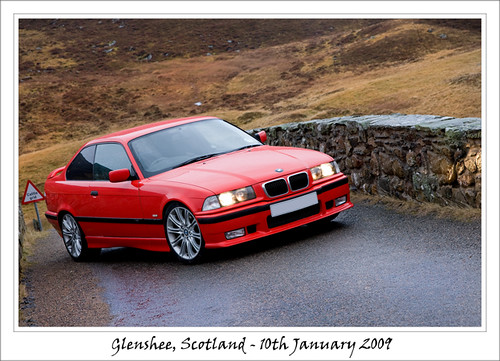 bmw 318i coupe. Glenshee BMW 318is Coupe