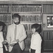 From (L to R): Terry Lirazan, Gary Jones and Emi De Jesus, the University of Newcastle, Australia - 1986