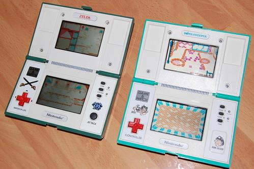 Historia y Evolcion de las Consolas Portatiles de Nintendo