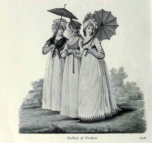 11- Moda siglo XVIII