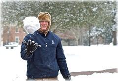Jonathan Loves Snowballs (natsimms) Tags: 50mm nikon snowball d80 beginnerdigitalphotographychallengewinner