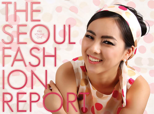 The Seoul Fashion Report (cover)